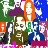 Iconic People Pop Art Brushes by vnnexpress