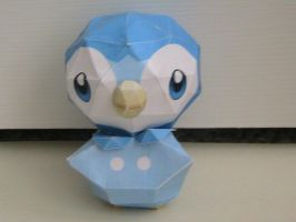 Piplup papercraft by may7733