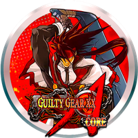 Guilty Gear XX Accent Core by POOTERMAN