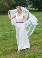 bride on a field 6 by indeed-stock