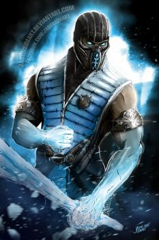 Sub-Zero by JasonsimArt