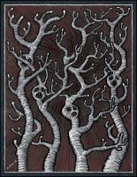 Wood Spirits by offermoord