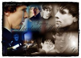 Young Sherlock Holmes by Gatergirl79