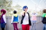 Free! Ending: Group - Rei by 2greenia