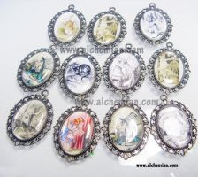 altered art alice by AlchemianShop