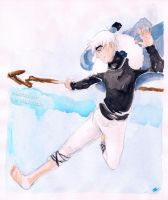 King Frost -Rise of Guardians AU- by Saku-Zelda