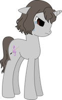 Shindou Pony by Tokuberry