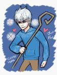 Jack Frost is Cool by poplarleaves