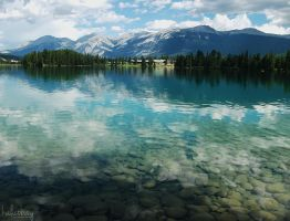 Lac Beauvert II by kalicobay