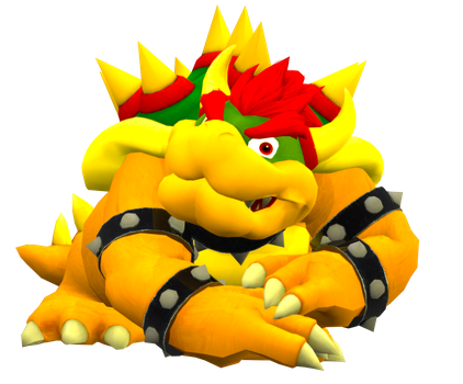 Sort of a DogeBowser Pose Final by IcePony64