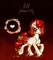 CLOSED ~Fly Amanita by Haventide