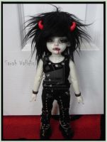 SOLD$400 Ball Joint Doll-Spice by Sarah-Vafidis