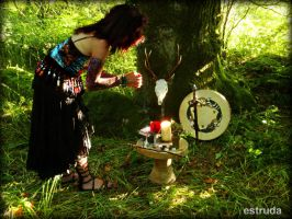 The Spell Is Cast by Estruda