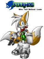 Starhog: Tails McCloud by Tails-McCloud