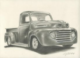 '48 Ford Truck by ventura4
