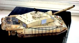 Challenger 2 Almost Done by PrinzEugn