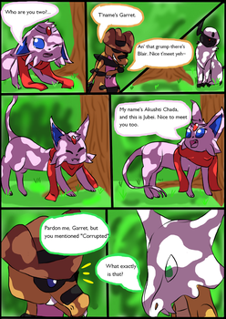 PMD: Corrupted World- Page 11 by TheSixWarriors
