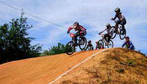 BMX RACE by ANOZER