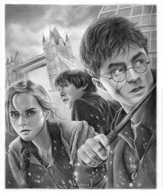Harry Potter by IntricateMagic