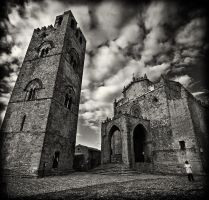 Erice in BW by rhipster