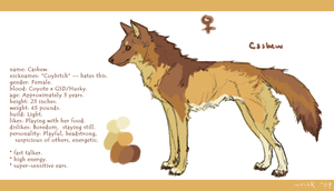 Another: Cashew. by Wrisk