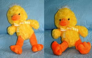 Toy Duck 1 by Elsapret