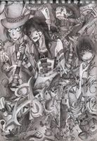 Welcome to Dead Wonderland by Kimoto-chan