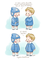 Stucky - Hats we wear by caycowa