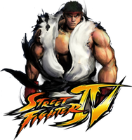 Street Fighter IV Dock Icon Ry by XterryXbogardX