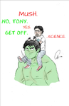 ...SCIENCE by AvengersIsLove
