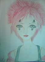 Bobobie Ariel BJD Drawing :D by EternalArtGirl740