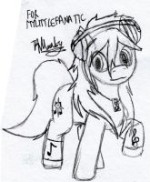 FreeSketch - MyLittleFanatic by timsplosion