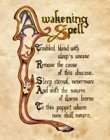 Awakening Spell by Charmed-BOS
