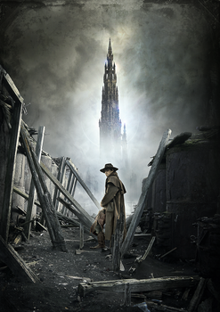 The Dark Tower III: The Wastelands by NeoStockz