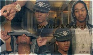 Bow Wow + Omarion by 2prettie