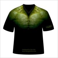 Free Avengers Hulk T-Shirt Design by Designbolts