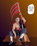 Naruto - The Return of Hidan by LordSarito