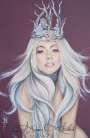 KING WITH NO CROWN by arietes