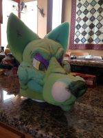 Progress on new ToOny Nite fursuit by Daniel-Vonfang