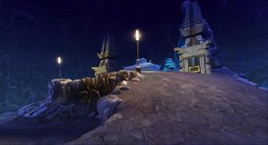 Swtor Screenshot: Voss Cave by Jereic