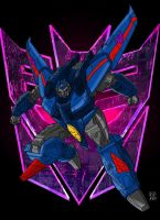 Armada Thundercracker by BDixonarts