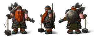 Dwarf Concept by 2dsight