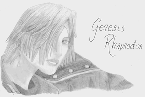 Genesis Rhapsodos Sketch by Kichai