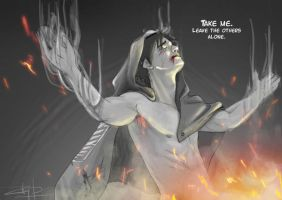 Take me - Eren by HooiZhong