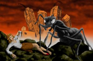 Ant attack by gambaryance