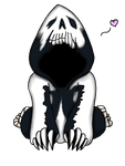 Chibi reaper conduit by The-Angel-D