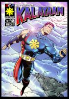 Kalayaan 12 Cover by gioparedes