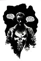 The Punisher by RADMANRB
