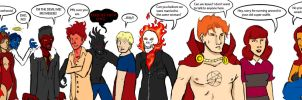 The Maximoff Family: Part 1ish by magickmaker