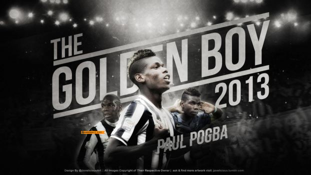 The Golden Boy! by Nucleo1991